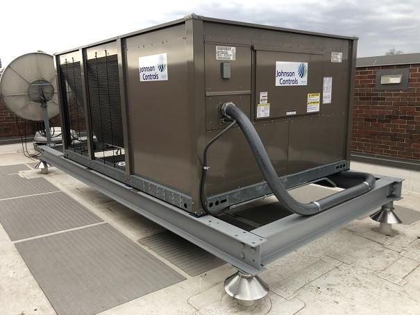 Baltimore Clifton Condenser unit