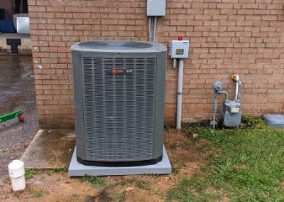 Lowell NC condenser