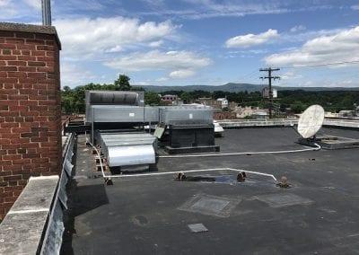 Luray VA roof view