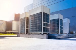 Tip for Reliable Commercial HVAC Systems: Clean the Condenser Units Regularly