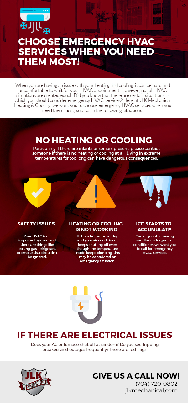 Choose Emergency HVAC Services When You Need them Most! [infographic]
