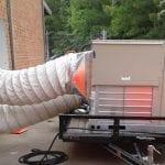 Temporary Heating in Charlotte, North Carolina