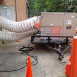Temporary Air Conditioning Rentals in Charlotte, North Carolina